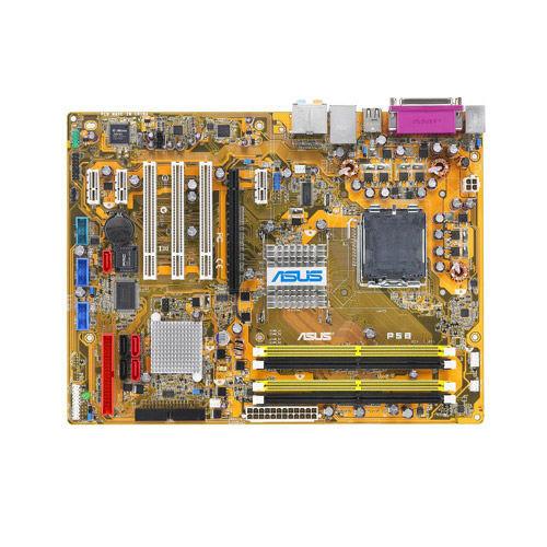 Bo mạch chủ (Mainboard) Asus P5B - Socket 775, Intel P965/ICH8, 4 x DIMM, Max 8GB, DDR2