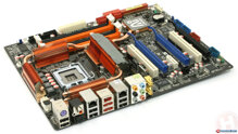 Bo mạch chủ (Mainboard) Asus P5E3 Deluxe/WiFi-AP@n