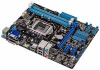 Bo mạch chủ (Mainboard) Asus H61M-A - Socket 1155, Intel H61, 2 x DIMM, Max 16GB, DDR3