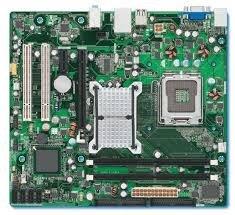 Bo mạch chủ (Mainboard) Intel DG31PR - Socket 775, Intel G31, 2 x DIMM, Max 4GB, DDR2