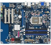 Bo mạch chủ (Mainboard) Intel DH55HC - Socket 1156, Intel H55, Max 16GB, 4 x DIMM, DDR3