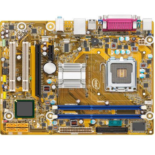 Bo mạch chủ (Mainboard) Intel DG41WV - Socket 775, Intel G41, 2 x DIMM ,Max 4GB, DDR3