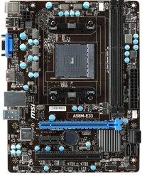 Bo mạch chủ (Mainboard) MSI A58M-E33
