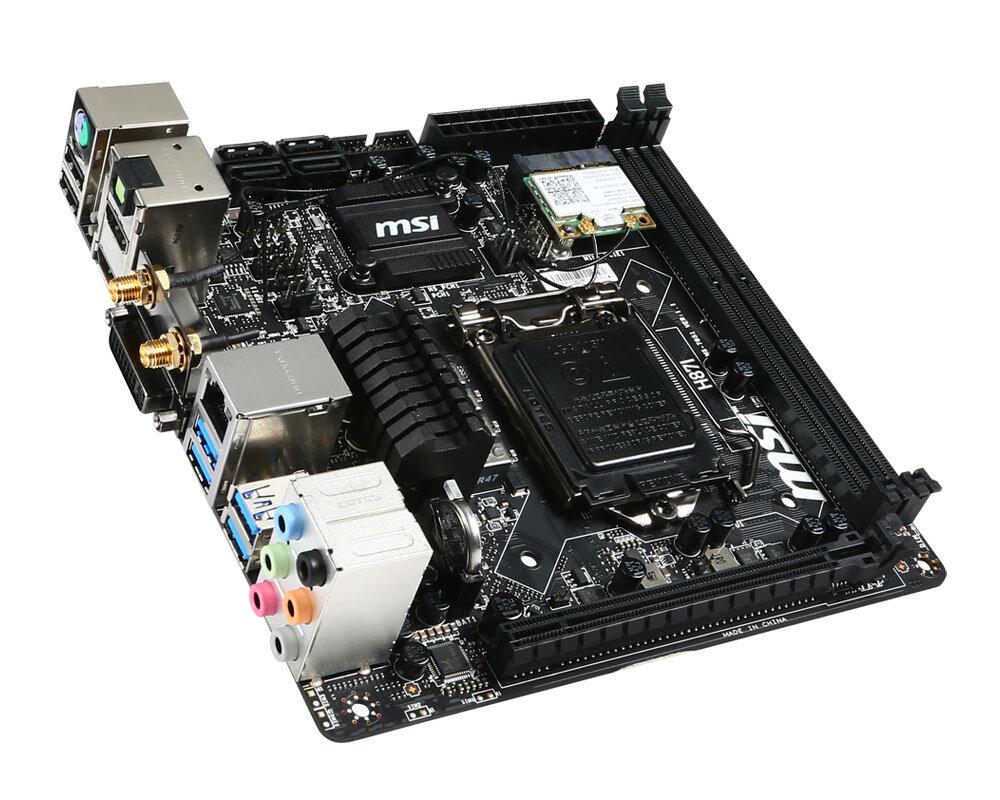 Bo mạch chủ (Mainboard) MSI H87I