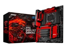 Bo mạch chủ - Mainboard MSI X99A Godlike Gaming
