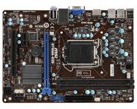 Bo mạch chủ (Mainboard) MSI B75MA-E33 - Socket 1155, Intel B75, 2 x DIMM, Max 16GB, DDR3