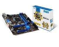 Bo mạch chủ (Mainboard) MSI B85M-G43 - Socket 1150, Intel B85, 4 x DIMM, Max 32GB, DDR3