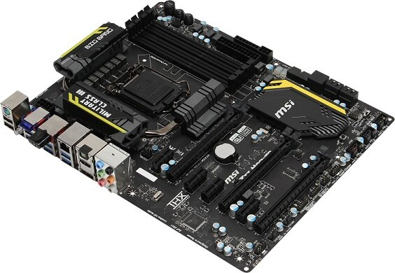 Bo mạch chủ (Mainboard) MSI Z77 MPOWER - Socket 1155, Intel Z77, 4 x DIMM, Max 32GB, DDR3