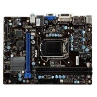 Bo mạch chủ (Mainboard) MSI H61M-P31/W8 Gen3 - Socket 1155, Intel H61, DDR3
