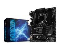 Bo mạch chủ - Mainboard MSI C236A Workstation
