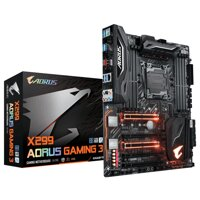 Bo mạch chủ - Mainboard Gigabyte X299 AORUS Gaming 3