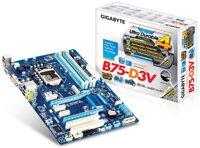 Bo mạch chủ (Mainboard) Gigabyte GA-B75-D3V (rev. 1.0)