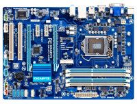 Bo mạch chủ - Mainboard Gigabyte GA-Z77-DS3H - Socket 1155, Intel Z77, 4 x DIMM, Max 32GB, DDR3