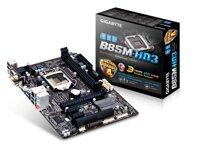 Bo mạch chủ (Mainboard) Gigabyte GA B85M-HD3 - Socket 1150, Intel B85, 2 x DIMM, Max 16GB, DDR3
