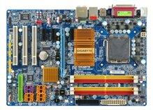 Bo mạch chủ (Mainboard) Gigabyte GA-G33-DS3R - Socket 775, Intel G33/ICH9R, 4 x DIMM,  Max 8GB, DDR2