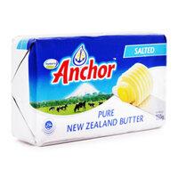 Bơ mặn Anchor gói 250g
