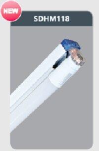 Bộ máng đèn led batten Duhal SDHM118
