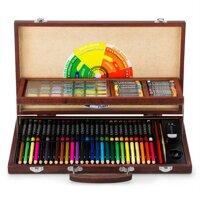 Bộ màu vẽ đa năng Colormate M111 (MS-111W)
