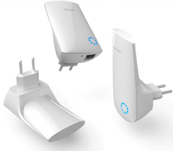 Bộ mở rộng sóng WiFi tốc độ 300Mbps TL-WA850RE
