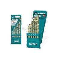 Bộ mũi khoan kim loại HSS 6 chi tiết Total TACSD0065