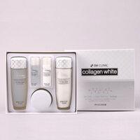 Bộ mỹ phẩm dưỡng trắng, trị nám, tàn nhang Collagen White 3W Clinic