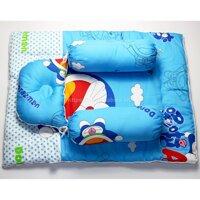 Bộ nệm gối cho em bé sơ sinh Kim Home (0-1 tuổi)