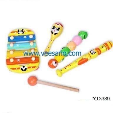 Bộ nhạc cụ tổng hợp Benho YT3389