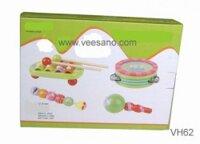 Bộ nhạc cụ tổng hợp Veesano VH62