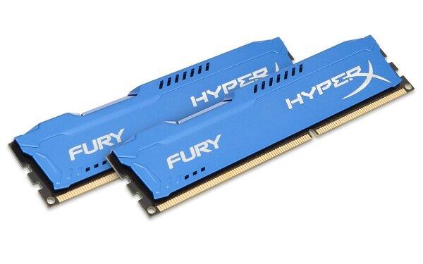 Bộ nhớ trong  Kingston DDR3 2X4Gb 1600 (HX316C10FK2/8)