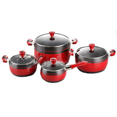 Bộ nồi hợp kim nhôm 4 chiếc CookPlaza Hàn Quốc