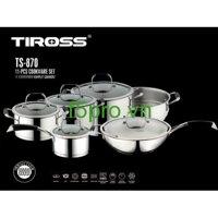 Bộ nồi nấu Tiross TS870 (TS-870)