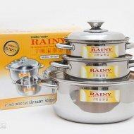 Bộ nồi Rainy Ecotek RN-06TT