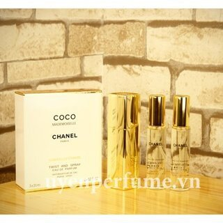 Bộ Nước hoa Chanel Coco Mademoiselle