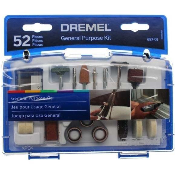 Bộ phụ kiện 52 chi tiết Dremel