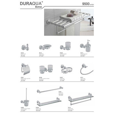 Bộ phụ kiện Duraqua PK9500