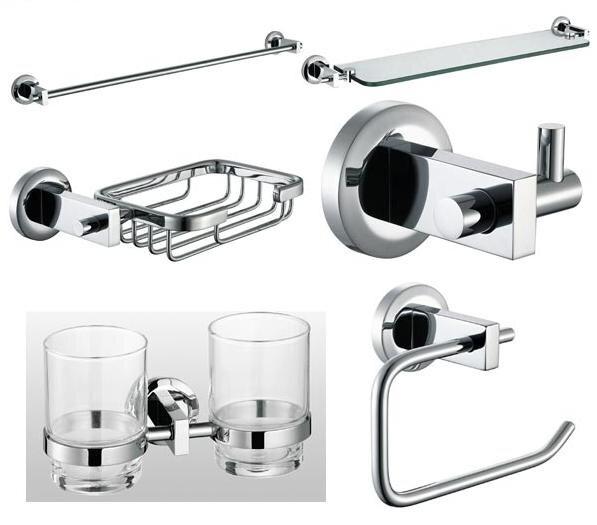 Bộ phụ kiện phòng tắm CleanMax 29000 - 6 món
