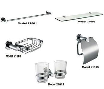 Bộ phụ kiện phòng tắm CleanMax 21000 - 5 món