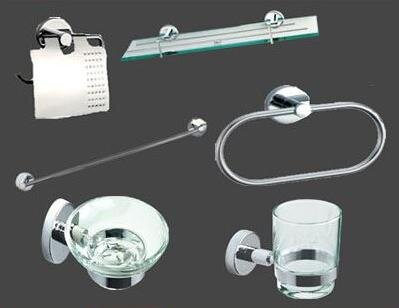 Bộ phụ kiện phòng tắm Đình Quốc DQ-9800