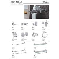 Bộ phụ kiện phòng tắm Duraqua 8000