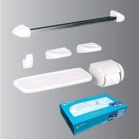 Bộ phụ kiện phòng tắm Inax H-AC400V6 (H-AC-400V6) - 6 món CR Series