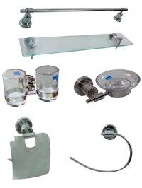 Bộ phụ kiện phòng tắm Rovely HT6001