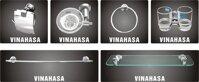 Bộ phụ kiện phòng tắm Vinahasa HS9800