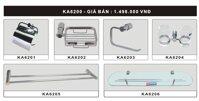 Bộ phụ kiện phòng tắm Vinahasa KA6200