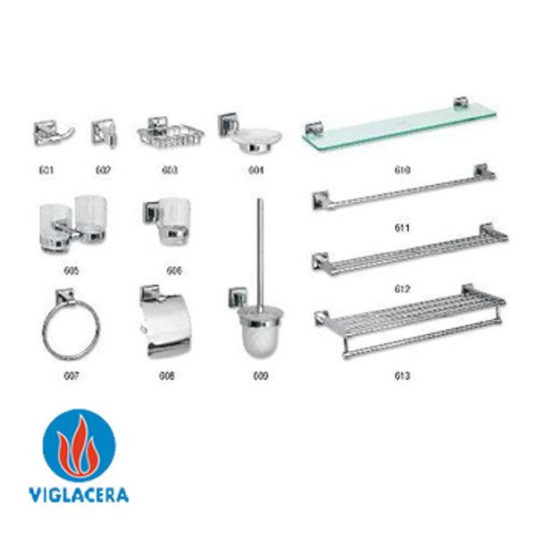 Bộ phụ kiện phòng tắm Viglacera IPK06