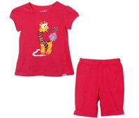 Bộ quần áo bé gái Kandoo DG16-SH03