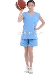 Bộ quần áo bóng rổ nữ