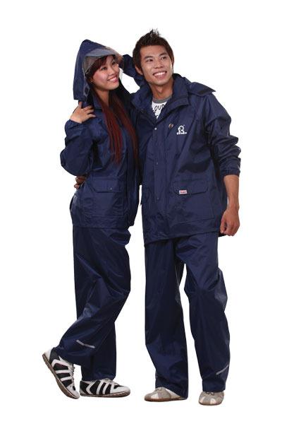 Bộ quần áo mưa Rando loại A