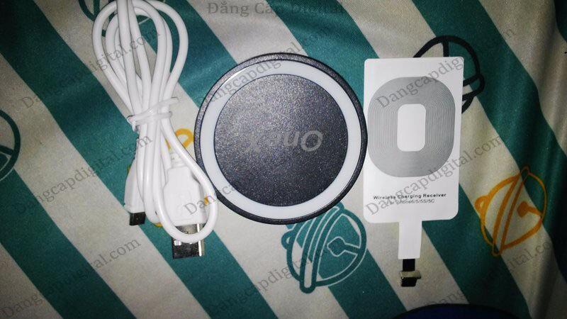 Bộ Sạc Không Dây Cho Android Onex SS 8600