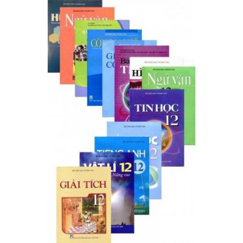 Bộ sách giáo khoa lớp 12