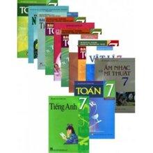 Bộ sách giáo khoa lớp 7